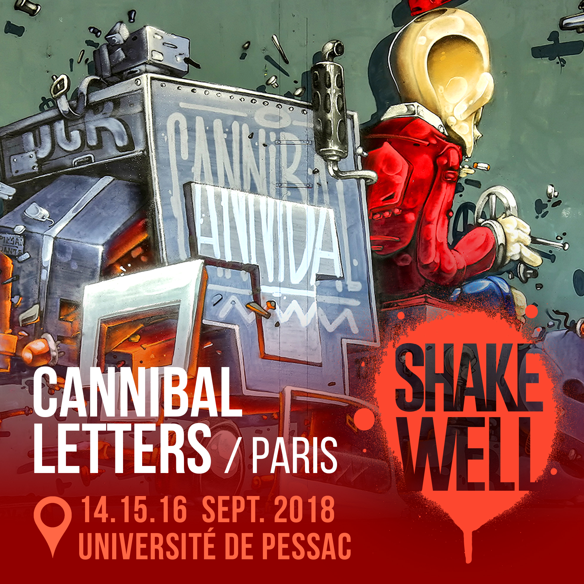 Cannibal-letters